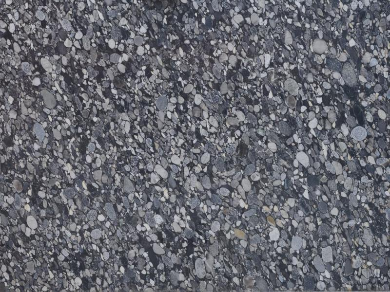 Granite Black Mosaic
