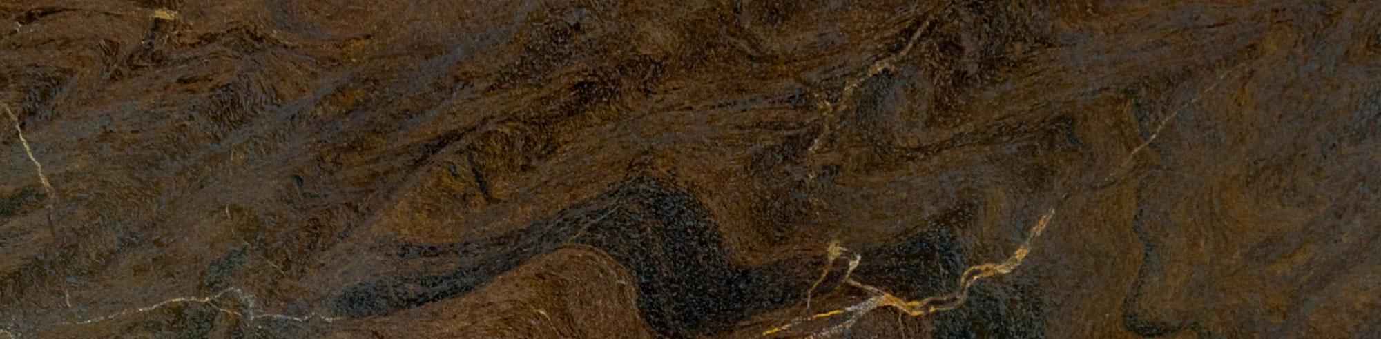 Marmur Bronzite